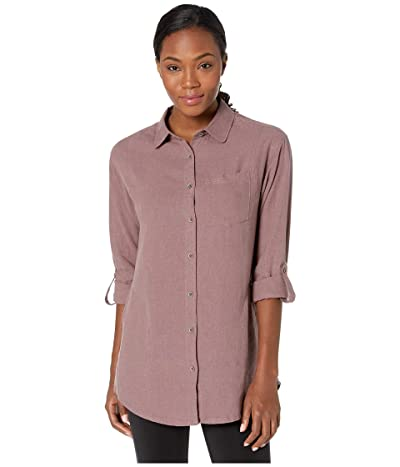 Prana Aster Tunic (Dark Mauve) Women
