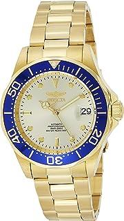 Invicta Men's 9743 Pro Diver Collection Gold-Tone Automatic Watch