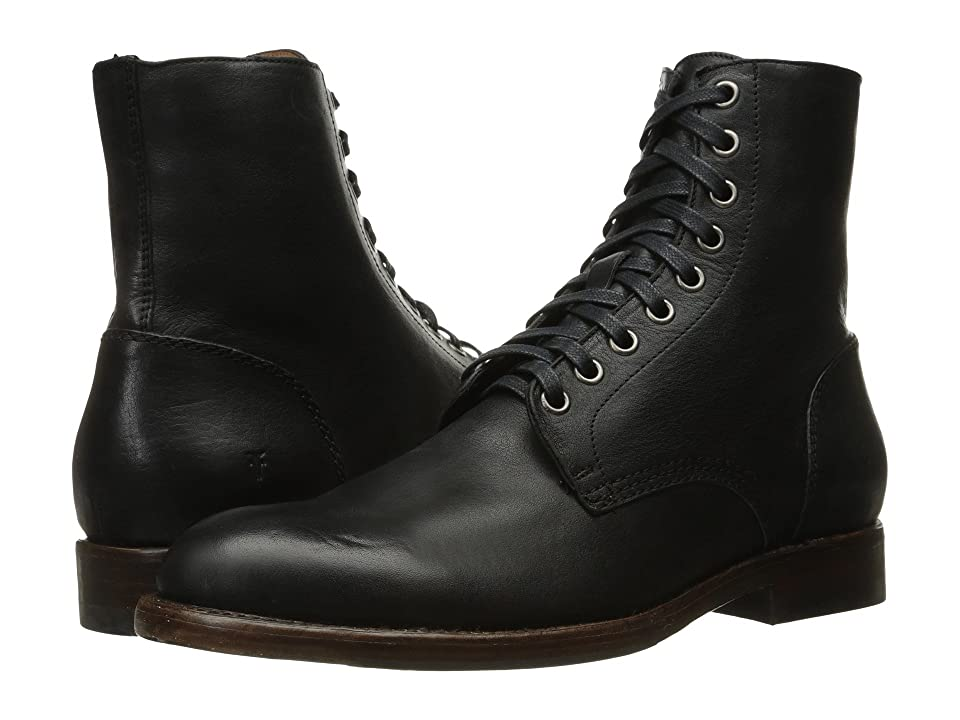 Frye Will Lace Up (Black) Men