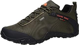 Men's Outdoor Low-Top Oxford Lightweight Trekking Hiking Shoes