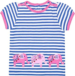 JoJo Maman Bebe Little Elephant T-Shirt