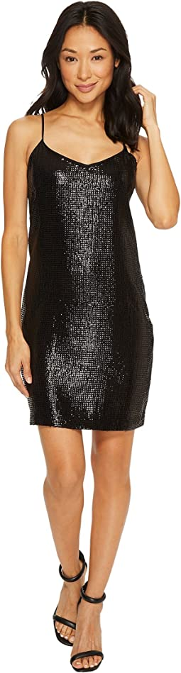 All Over Sequin Cami Dress