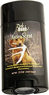 Conquest Scents Jeremy Moore's Antler Scent Dog Bone