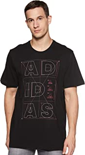 adidas ID LINEAGE TEE BLACK for MALE