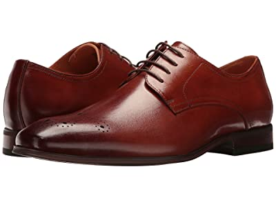 Florsheim Corbetta Perf Toe Oxford (Scotch Smooth) Men