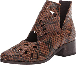 Sbicca Women's Rebekkah Ankle Boot, Brown, 8.5 M