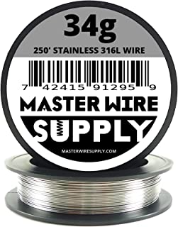 Best 316l stainless steel wire Reviews