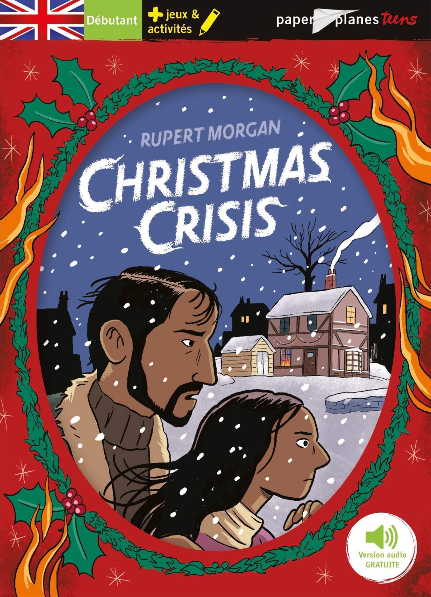 Image OfChristmas Crisis - Livre + MP3