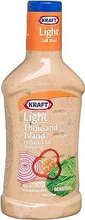 kraft light thousand island dressing