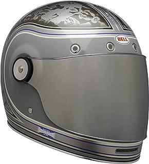 Bell Bullitt Special Edition Full-Face Motorcycle Helmet (Schultz Century Silver, XX-Large)