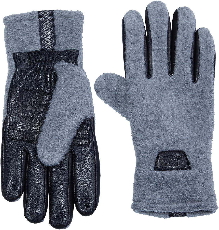 UGG Charlotte Mall Mens Sherpa Glove Tape with Max 87% OFF Tasman
