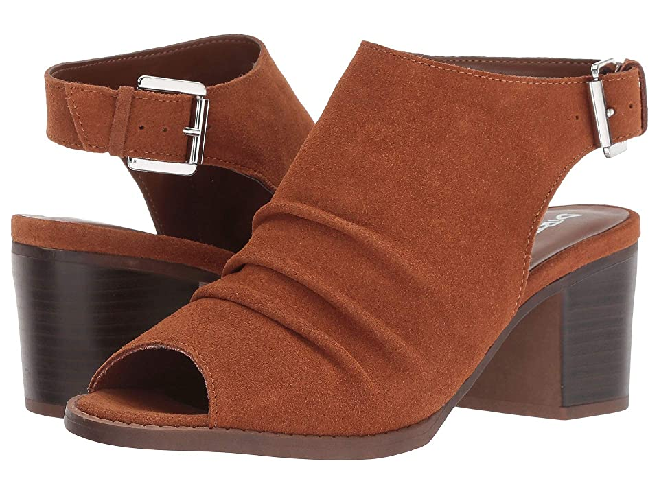 Dirty Laundry Tena Split Suede (Rusty Brown 2) Women