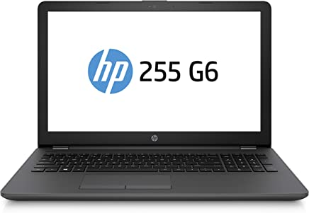 "HP 255 G6 Notebook PC, Sistema operativo Windows 10 Pro 64, APU AMD A6-9225, 8 GB di RAM, SSD da 256 GB, Schermo 15,6 "" FHD Antiriflesso, Nero - Confronta prezzi"