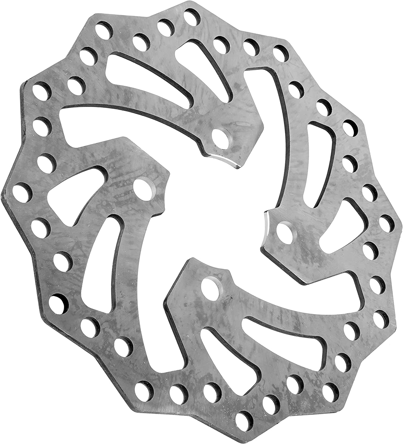Caltric compatible with Bombing new work Rear Brake Disc Rotor 1S3-2582W-2 Yamaha Ranking TOP7