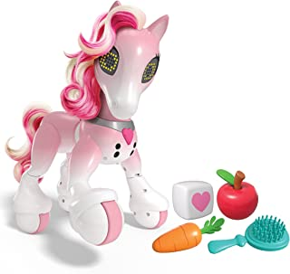 Zoomer Show Pony with Lights, Sounds & Interactive Movement