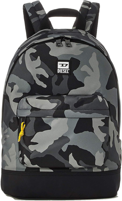 Diesel Bulero Violano Backpack, Mochila Hombre, Talla única
