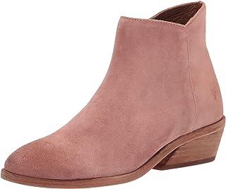 FRYE FARRAH حذاء برقبة للكاحل للنساء, (Light Rose), 39 EU