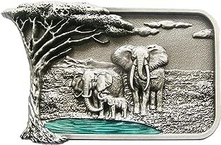 Best elephant belt buckle Reviews