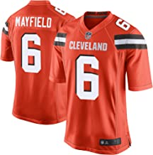 Outerstuff Youth Kids 6 Baker Mayfield Cleveland Browns Football Jersey