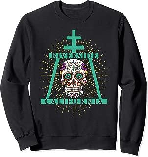Riverside Sugar Skull Sweatshirt