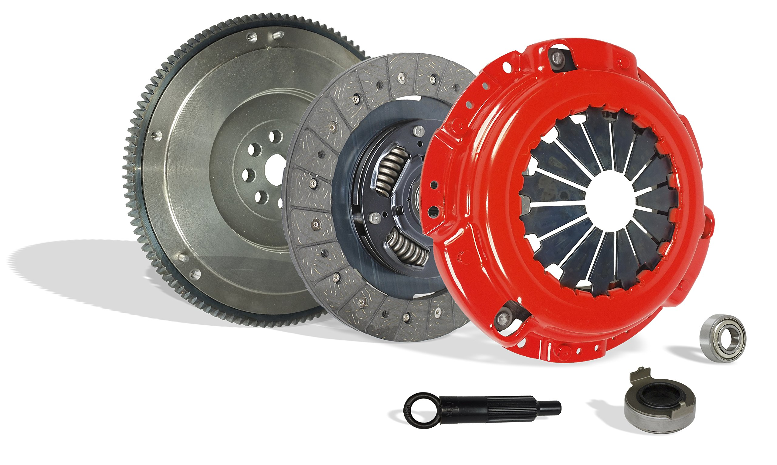EFT RACING STAGE 3 CLUTCH KIT for 1990-2002 HONDA ACCORD F22 F23