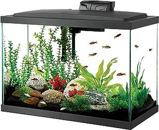 Aqueon LED Aquarium Kit 20H Black (Renewed)