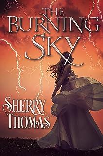 The Burning Sky (Elemental Trilogy Book 1)