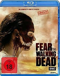 Fear The Walking Dead-Kompl.3.Staffel [Blu-Ray] [Import]