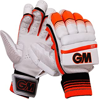 General Motors GM 303 Cricket Batting Gloves Mens Right (Color May Vary)