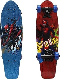 Best playwheels spiderman skateboard Reviews