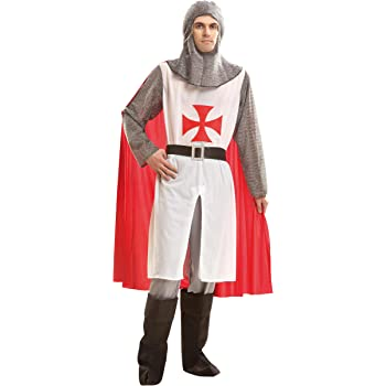 My Other Me - Disfraz de Caballero medieval, talla XL (Viving ...