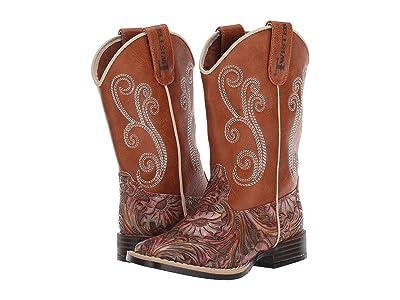 M&F Western Kids Elizabeth (Toddler/Little Kid) (Multicolor) Cowboy Boots