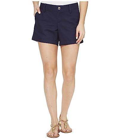 Lilly Pulitzer Callahan Shorts (True Navy) Women
