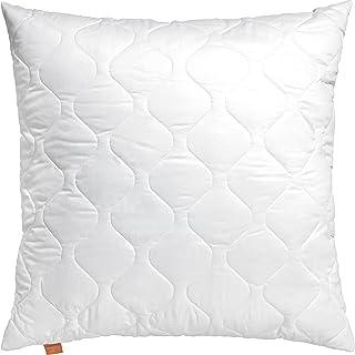 sleepling Almohada rellena extra gruesa Comodidad 400 , microfibra, blanca, 80 x 80