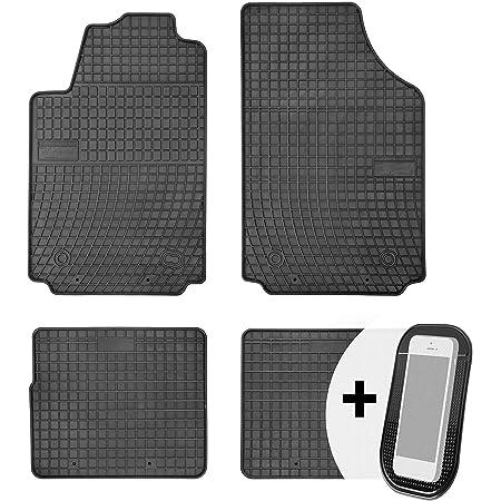 Gummimatten Auto Fußmatten Gummi Automatten Passgenau 4 Teilig Set Passend Für Hyundai I20 2 2015 2019 Auto