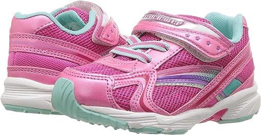 Hot Pink/Mint