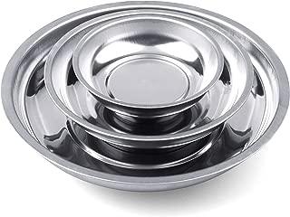 HORUSDY 3-Piece Magnet Trays Set, 3