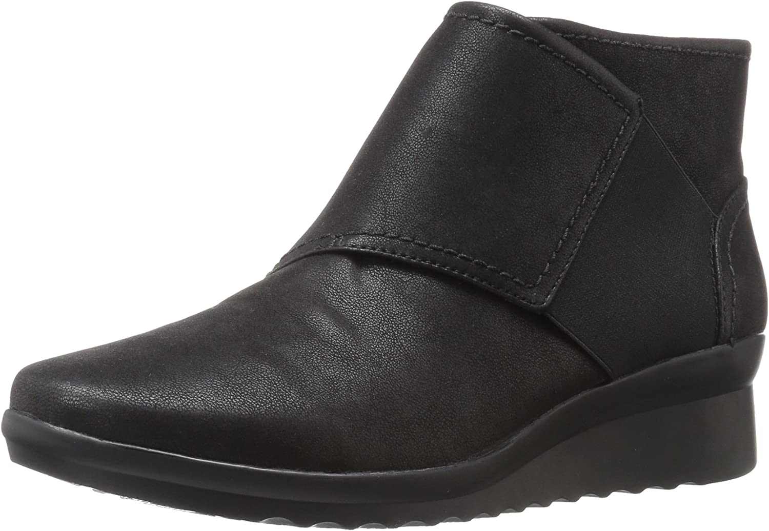 Clarks Womens Cloudstepper Caddell Rush Ankle Boot