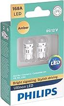 Philips 168ALED Ultinon LED Amber