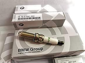 NEW Set of 6 OEM Bosch Spark Plug BMW