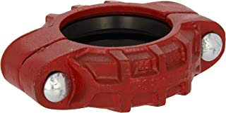 Dixon C13 Ductile Iron with EPDM Gasket Series S Pipe and Welding Fitting, Standard Coupling, 3