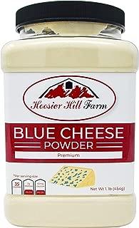 Blue Cheese Powder by Hoosier Hill Farm 1 lb, hormone free.