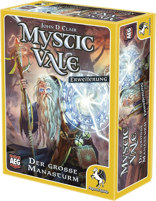 Pegasus Spiele 20G   Mystic Vale Der große Manasturm ...