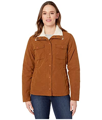 Outdoor Research Wilson Shirt Jacket (Saddle) Women