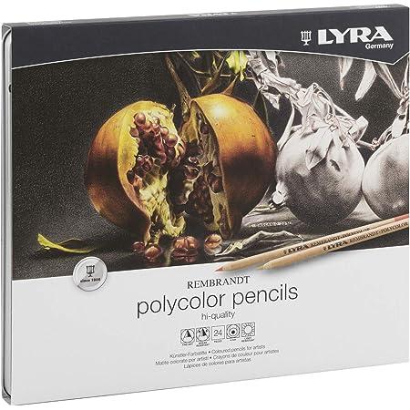 Lyra - L2001240 - CF24 LYRA REMBRANDT POLYCOLOR, multi-colored