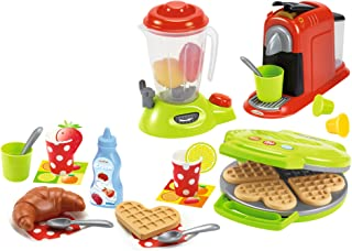 Set de pequeños electrodomésticos de juguete 100% Chef (