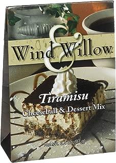 Wind & Willow Tiramisu Cheeseball & Dessert Mix