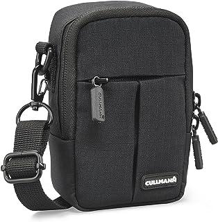 Cullmann Malaga Kompakt '400' Kameratasche für Kompaktkamera, 7 x 12 x 5 cm Schwarz