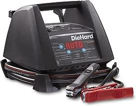 DieHard 71328 6/12V Platinum Shelf Smart Battery Charger and 15/125A Engine Starter