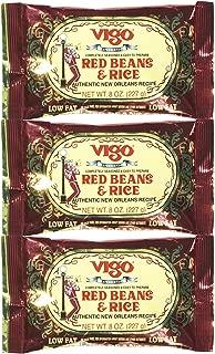Vigo Red Bean & Rice mix, 8 oz, 3 pk